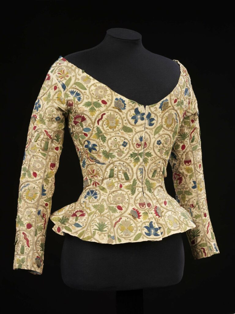 Waistcoat, c.1610-1620, altered 1620s, V&A Museum
